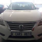 2016 Nissan Sentra 1.6 with Service Book