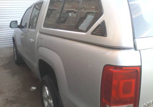 2011 VW Amarok 2l, 4 Motion TDi. Double Cab