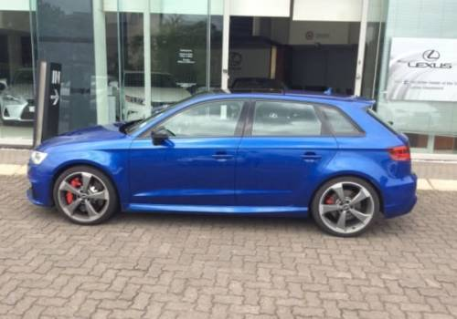 Audi RS3 – Hot Ticket