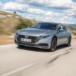 The All-New Volkswagen Arteon coupe to replace CC