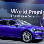 Volkswagen unveils the new Polo in Berlin
