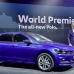 Volkswagen unveils the new Polo in Berlin
