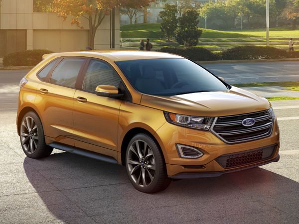 Ford Explorer For Sale >> New Ford Edge to replace Territory SUV? | Drive It